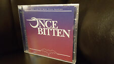 Once Bitten Soundtrack CD Jim Carey, Hubert Kah, 3 Speed, Real Life,