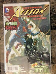 Superman Action Comics #20