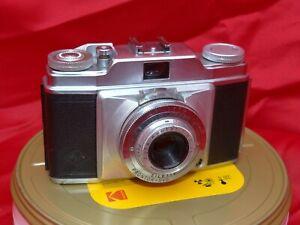 Agfa Silette 35mm Film Camera Vintage 50s Bundle Working Warranty Lomo
