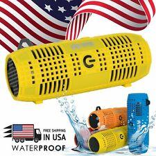 Rechargeable Portable waterproof  Speaker Outdoor Wireless Loud w/ Bluetooth