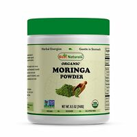 Best Naturals USDA Certified Organic Moringa Powder 8.5 OZ (240 Gram),