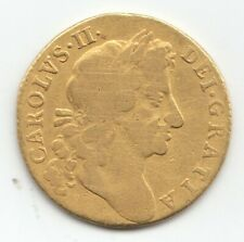 More details for 1681 gold guinea charles ii