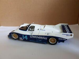 Slot.it Porsche 962 IMSA #14 2nd Sebring 1987