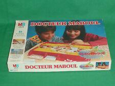 MB Jeux Jeu de Société Docteur Maboul Hasbro 1996 Vintage