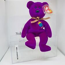 TY Beanie Babies Millennium Pristine with Mint Tags - RETIRED-RARE-