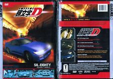 Initial D Battle 6 Asphalt Angels New Anime DVD Tokyopop Release