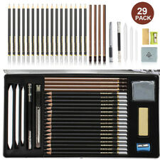 Drawing Kit Set Art Pencils Supplies Sketch for Kids Teens Adults Professional