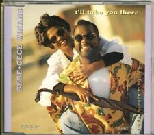 BEBE & CECE WINANS - i'll take you there  4 trk MAXI 1991