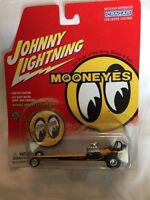 Johnny Lightning Limited Edition Mooneyes 1960's Dragster Die-Cast 1/64 Scale