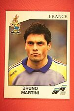 Panini EURO 92 N. 44 FRANCE MARTINI NEW WITH BLACK BACK TOP MINT!!