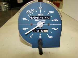 Maserati BiTurbo Speedometer Guage Original Maserati