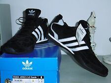 "Collector ADIDAS ""JERES 2 LOW Suede BLACK"" 11US  année 1999, Neuves 1$"