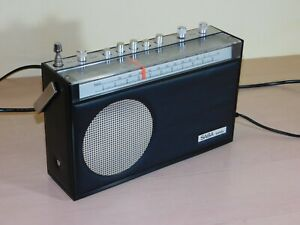 Kofferradio Saba Sandy Radio 60er-Jahre