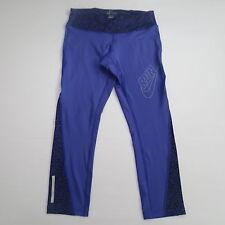 Nike Women Capri Legging Pant - 827136 - Blue 518 - Size XS - NWT