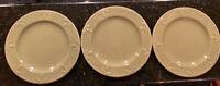 Set of 3 - Signature Stoneware Sorrento Oregano Green Dinner Plates