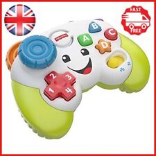 Fisher-Price FWG12 Game and Learn Controller, Teaching First Words, Letters, and