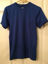 """Eastbay """" The Athletic Sport Source"""" Youth Blue Shirt Size Medium ❤"""