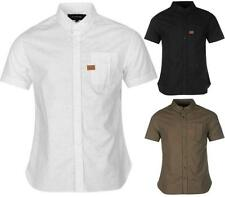 Firetrap Men's Cotton Casual Shirts & Tops