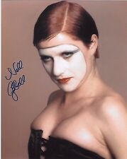 Little Nell Campbell COLUMBIA Signed Photo  The Rocky Horror Picture Show - G844
