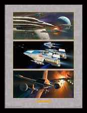 Star Wars Rebel Assault - Framed 30 x 40 Official Print