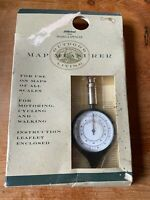 VINTAGE BUT NEW BOXED  MARKS AND SPENCER MAP MEASURER