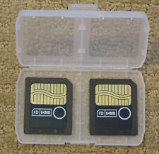 Two (2) 64MB SmartMedia Cards 3.3V for Boss BR-532, JS 5, SP-303 and SP-505