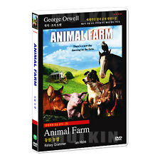 Animal Farm (1999) DVD - George Orwell (*New *Sealed *All Region)
