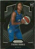 K1) 2020 Panini Prizm WNBA Tyasha Harris Rookie RC Dallas Wings