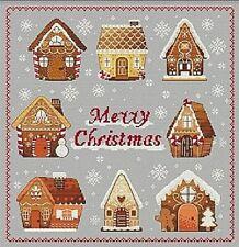 Gingerbread Houses~Les Petites Croix De Lucie