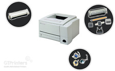HP LaserJet 2200D Printer Remanufactured - pick up rollers > Solenoids > fuser