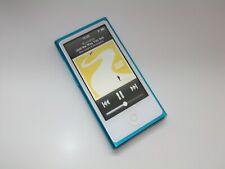 Apple iPod nano 7th Generation Blue (16GB) -  Faulty Button ON/OFF