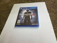 Uncharted 4: A Thief's End (PlayStation 4 2018) new ps4