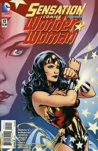 Sensation Comics Featuring Wonder Woman #12 VF/NM; DC | save on shipping - detai