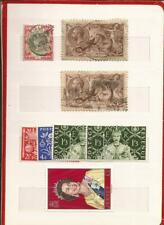 U.K.-8 stamps for fill-ins, low price