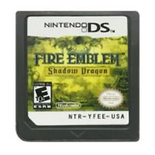Fire Emblem Shadow Dragon Nintendo DS