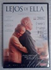 DVD: Lejos de ella (NUEVO, a estrenar con precinto de plástico)