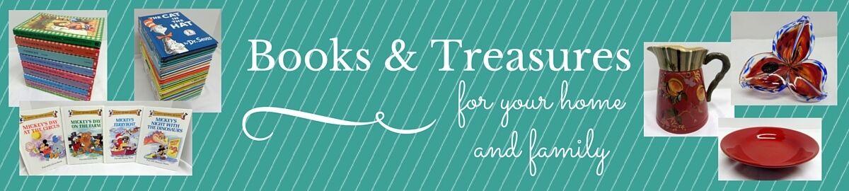 DK Books &Treasures