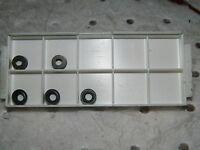 Seco Carbide Turning Inserts RCMT0803M0-F2 Grade TP1500 Qty. 5 Model 36439