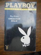 David Graham: Opération balai/ Playboy, Romans Policiers, 1985