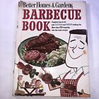 Vintage Better Homes and Gardens Barbecue Book Over 250 Recipes 1959