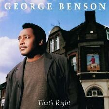 George Benson That's right (1996) [CD]