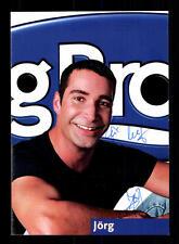 Jörg BIG Brother Autogrammkarte Original Signiert # BC 93906
