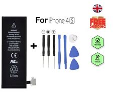 HIGH CAPACITY Internal Replacement Battery for Apple iPhone 4S 1430 mAh + TOOLS