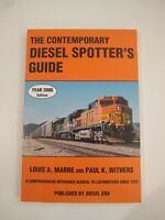 Contemporary Diesel Spotter's Guide Year 2000 Edition Louis Marre Paul Withers