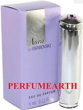AURA MINI (PURPLE BOX)  BY SWAROVSKI 0.17 OZ EDP SPLASH FOR WOMEN