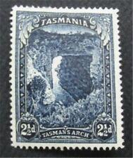 nystamps British Australian States Tasmania Stamp # 89 MOGH  O22x1834