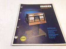 Peerless Instrument Pulsar 960 Tune Up Center Parts List