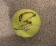 Rafael Nadal Autographed Wilson Tennis Ball Sweet Spot Rare Authentic PROOF**