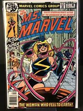 Ms. Marvel #23 MARVEL 1979 Final Issue 9.2 (RC)