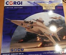 CORGI AVIATION 1:72 SEPECAT JAGUAR GR.1a 'MARY ROSE' NO 6 SQN RAF 1991